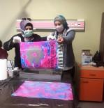 Lösemili Çocuklar Ebru Sanatıyla Tanıştı