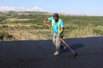 Mersin'de Bozuk Yollar Asfaltlanıyor