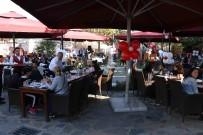 PATLAMIŞ MISIR - Mevlid Kandili Eyüpsultan'da Çocuklarla Kutlandı