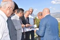 Milas'ın Yeni Spor Salonu Sodra Dağı'na Yapılacak