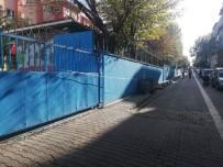 Minik Eylül'e Mezar Olan Okulda Polisin İncelemeleri Sürüyor