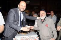 Nevşehir Belediyesi, Kandil Simidi Ve Lokum İkram Etti