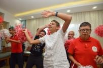 Otizm Ve Down Sendromlu Çocuklar 'Aksaray'a Sessiz Kalma' Diye Haykırdı