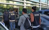 Samsun'da FETÖ'den 5 Kişi Adliyede