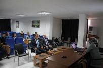 'Tarımsal Yayım Ve Danışmanlık Hizmetleri' Hakkında Bilgilendirme Toplantısı