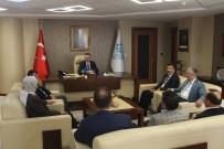 TBMM Araştırma Komisyonu'ndan Büyükşehir'e Ziyaret