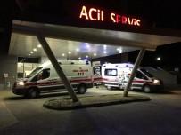 Tekirdağ'da Pompalı Tüfekle Saldırı Açıklaması 1 Yaralı