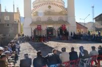 Teröristlerin Tahrip Ettiği Caminin Yerine Yenisi Yapıldı