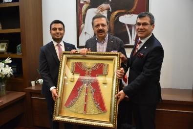 TOBB Başkanı Hisarcıklıoğlu Açıklaması 'Piyasa Dönmeye Başladı, İyiye Doğru Gidiyoruz'