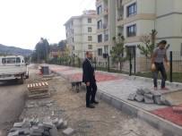 Tosya'da Bir Ayda15 Bin Metrekare Üst Yapı Çalışması Yapıldı