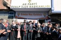 Türkmenoğlu'ndan Özalp İlçesine Ziyaret