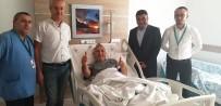 Ünlü Söz Yazarı Hastaneye Kaldırıldı