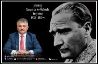 Vali Yazıcı'dan 10 Kasım Mesajı
