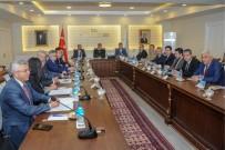 Van'da 'Üniversite Güvenlik Koordinasyon Toplantısı' Yapıldı