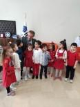 Yeltekin'e Miniklerden Kandil Ziyareti