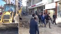 Yüksekova Kaymakamı Doğramacı, Asfalt Çalışmalarını İnceledi