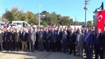 Zonguldak'ta Kömürün Bulunuşunun 190. Yıl Dönümü Kutlandı