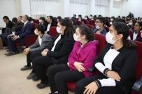650 Öğrenci Maske Takarak 'Lösemi'ye Dikkat Çekti