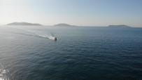 Adalar'da Yaşayan Vatandaşlar İçin Deniz Ambulansları 24 Saat Teyakkuzda Bekliyor