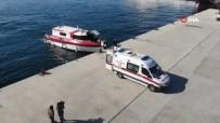 Adalar'da Yaşayanlar İçin Deniz Ambulansları 24 Saat Teyakkuzda