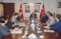 Adana Doğu Sanayi Sitesi İçin Toplandılar