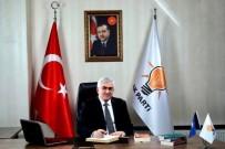 AK Parti İl Başkanı Öz'den 10 Kasım Mesajı