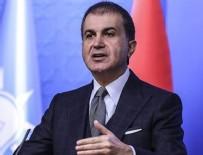 AK Parti Sözcüsü Çelik: Terör örgütleri, Suriye halkına ait kaynaklara el koydu