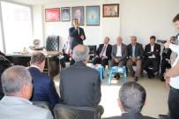 AK Parti Teşkilatlardan Sorumlu Genel Başkan Yardımcısı Kandemir'den Mardin Teşkilatlarına Tam Not