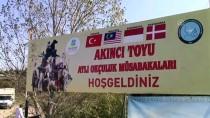 Akıncı Toyu Atlı Okçuluk Müsabakaları Balıkesir'de Başladı
