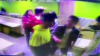 Ankara'da Bir Restoranda Çıkan 'Yan Bakma' Kavgasını Güvenlik Görevlisi Havaya Ateş Ederek Sonlandırdı