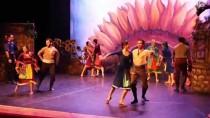 'Arda Boyları' Balesi Tokat'ta Sahnelendi