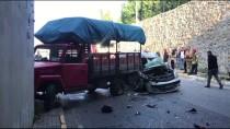 Ataşehir'de Trafik Kazası Açıklaması 3 Yaralı