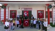 AFRİN - Aydınlı Çocukların Mektubuna Afrin'deki Mehmetçik'ten Videolu Teşekkür