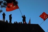 Aziziye Destanının 142. Yılında Atatürk Üniversitesi Ecdadına Yürüdü