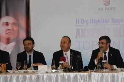 Bakan Çavuşoğlu Açıklaması 'Büyük Bir Oyunu Bozduk, Sahadaki Kazanımlarımızı Masada Kaybetmedik'