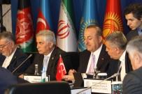 EKONOMİK İŞBİRLİĞİ TEŞKİLATI - Bakan Çavuşoğlu EİT Dönem Başkanı Seçildi