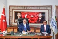 MEHMET ÇıNAR - Bakan Varank, Malatya Büyükşehir Belediyesini Ziyaret Etti