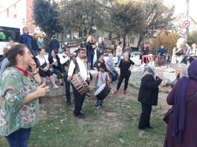 Bakırköy'de Spor Sahası Protestosu