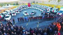 AHMET ÇAKıR - Battalgazi Belediyesinin Araç  Filosuna  75 Takviye