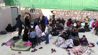 Çanakkale'de 205 Düzensiz Göçmen Yakalandı