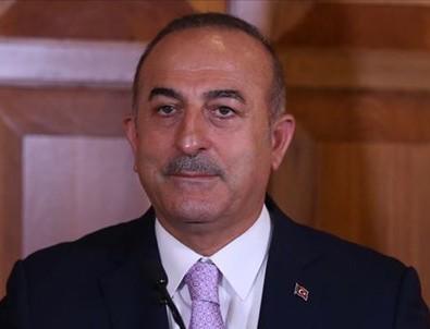 Çavuşoğlu: Barış Pınarı Harekatı ile büyük bir oyunu bozduk