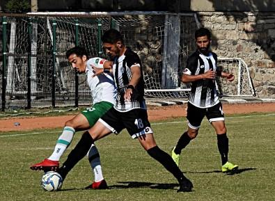 Çeşme Belediyespor 7-0'La Liderliğini Sürdürdü