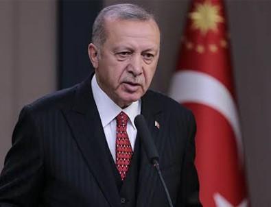 Cumhurbaşkanı Erdoğan'dan '10 Kasım' Mesajı