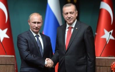 Cumhurbaşkanı Erdoğan, Putin İle Telefonda Görüştü