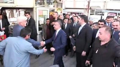 Cumhurbaşkanı Yardımcısı Oktay İle Bakan Kurum Yozgat'ta