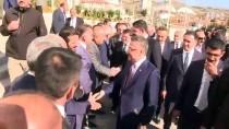 Cumhurbaşkanı Yardımcısı Oktay İle Bakan Kurum Yozgat Valiliğini Ziyaret Etti