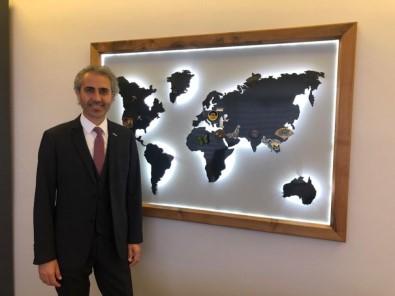 DİŞSİAD'ın Yeni Başkanı Erkan Uçar Oldu
