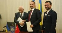 DPÜ, Ukrayna'nın En Seçkin Üniversiteleri İle İş Birliği Anlaşması İmzaladı