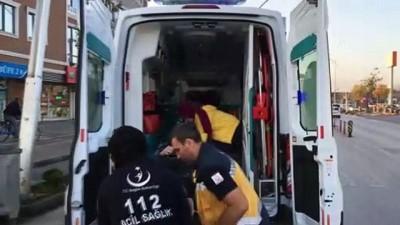 Düzce'de Kamyonetle Elektrikli Bisiklet Çarpıştı Açıklaması 1 Yaralı