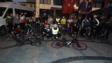 Düzceli Bisikletçiler Anıtkabir'e Bisikletleriyle Çıkacaklar